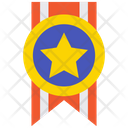 Ribbon Badge Position Badge Ranking Icon