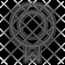 Ribbon Badge Award Award Badge Icon