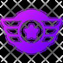 Ribbon Badge Star Badge Badge Icon