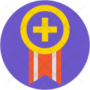 Ribbon Badge Position Icon