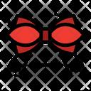 Black Friday Friday Ribbon Icon