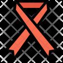 Ribbon Clinic Medicine Icon