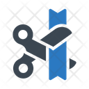 Cut Opening Startup Icon