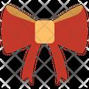 Ribbon tie Icon