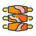 Ribs Bbq Meat Icon
