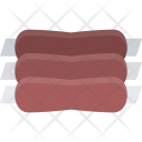Ribs Cooking Food Icon