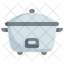 Rice Cooker Food Icon