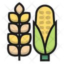 Rice and Corn Icon