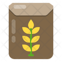Rice Bag Farming Icon