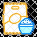 Rice Bag Rice Gluten Icon