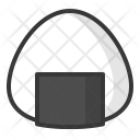Sushi Onigiri Rice Icon