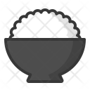 Bowl Rice Curry Icon
