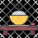 Rice Food Japan Icon