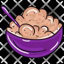 Rice Bowl Food Rice Icon