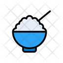 Bowl Rice Food Icon