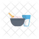 Bowl Food Drink Icon