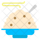 Porridge Food Rice Icon