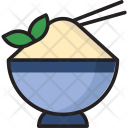 Rice Food Bowl Icon