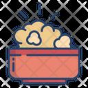 Rice Bowl Rice Bowl Icon