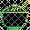 Rice Bowl Fried Rice Rice Icon