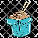 Rice Box Icon