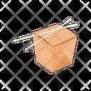 Rise Delivery Box Icon