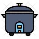 Rice Cooker Household Appliances Technology Icon
