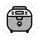 Rice Cooker Cooking Kitchen Icon