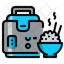 Rice Cooker Icon