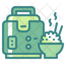 Rice Cooker Cooker Rice Icon