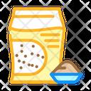 Rice Sack Rice Bag Gluten Icon