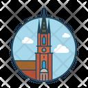 Riddarholm Church Famous Building Landmark Icon