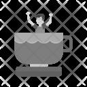 Tea Cups Ride Icon