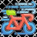 Ride Bike Rider Icon