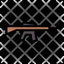 Riffle Weapon Gun Icon
