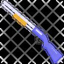 Hunting Gun Riffle Weapon Icon
