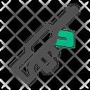 Rifle Firearm Gun Icon