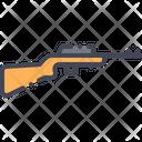 Rifle Gun Weapon Icon