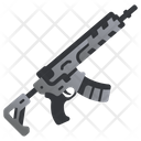 Army Weapon Military Icon