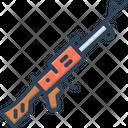 Rifle Rummage Sniper Icon