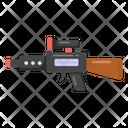 Weapon Shoot Rifle Icon