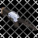 Gun Weapon Firearm Icon