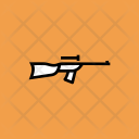 Rifle Shoot Shooting Icon