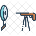 Rifle Shooting Gun Rifle Icon