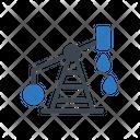 Rig Refinery Fuel Icon