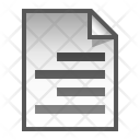 Right File Paper Icon
