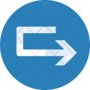Right Direction Top Icon