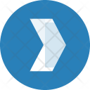 Right Speed Path Icon