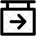 Right Arrow Direction Icon