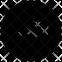 Right Arrow Signals Icon